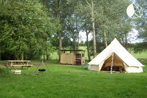Bell Tents & Luxury Camping near The Cotswolds