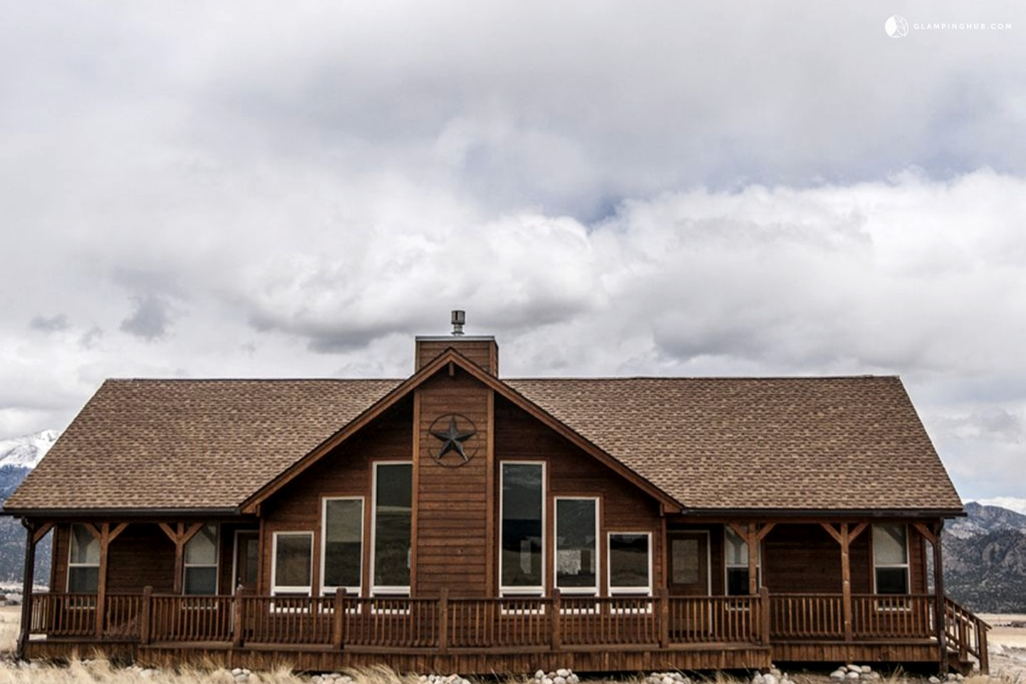 Luxury cabin getaway to buena vista colorado for Buena vista co cabins rentals