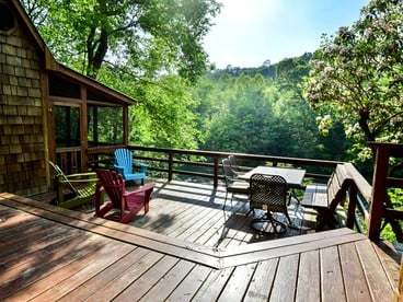 Unique Places To Stay In The Blue Ridge Mountains Glamping Hub
