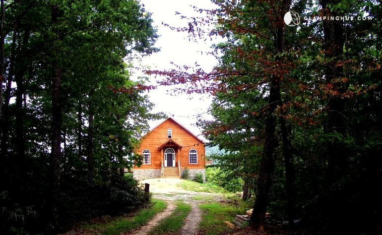 Hideaway In The Blue Ridge Mountains North Carolina