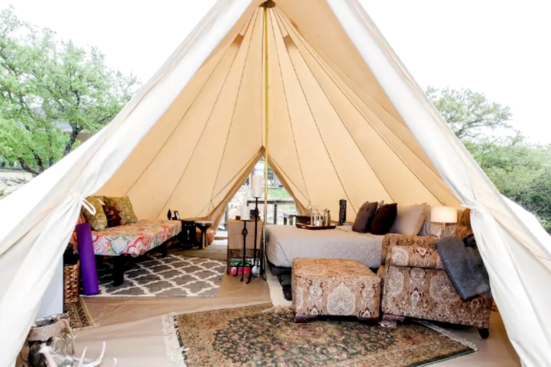 Camping Near San Antonio