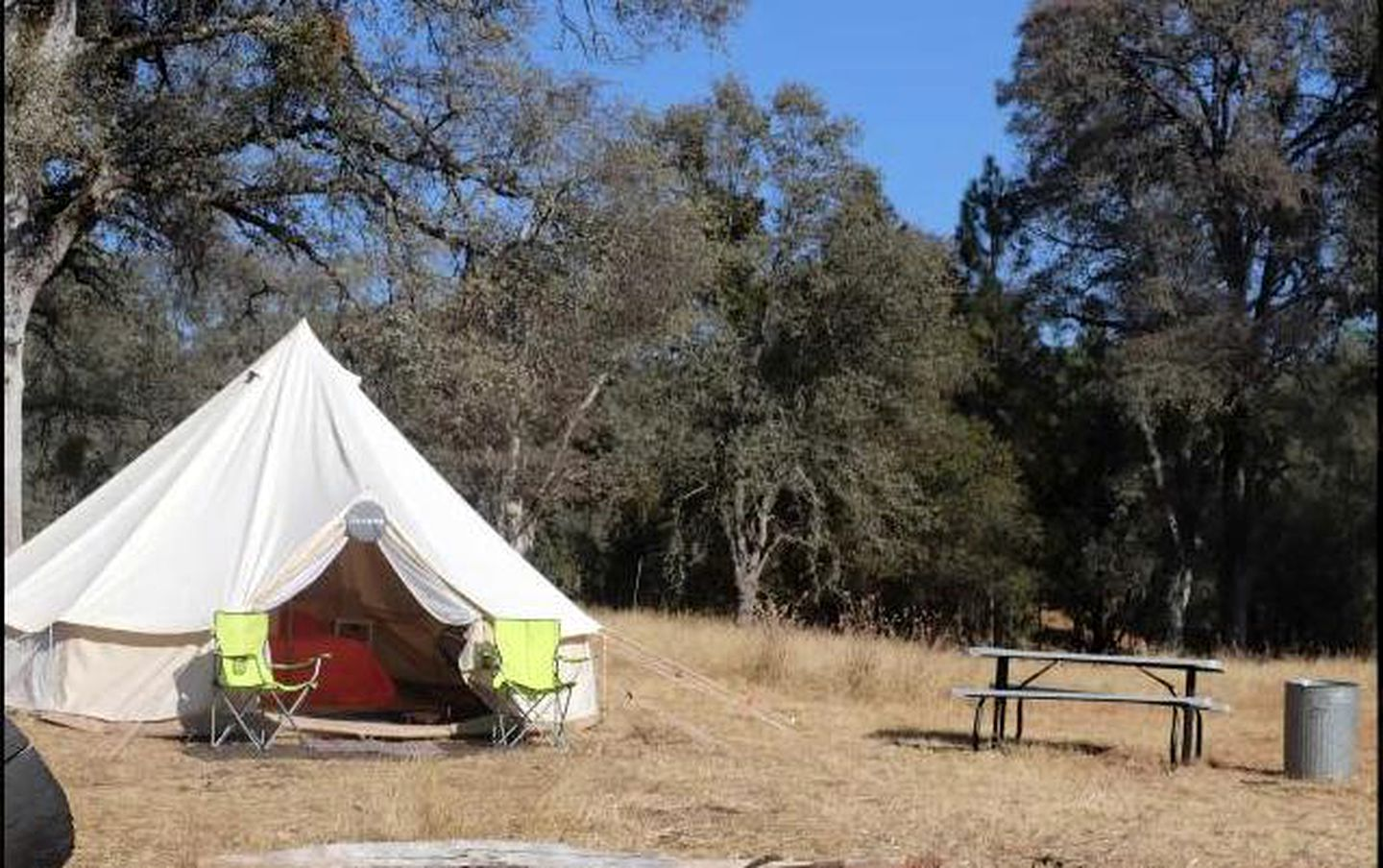 Bell Tents (Auburn, California, United States)