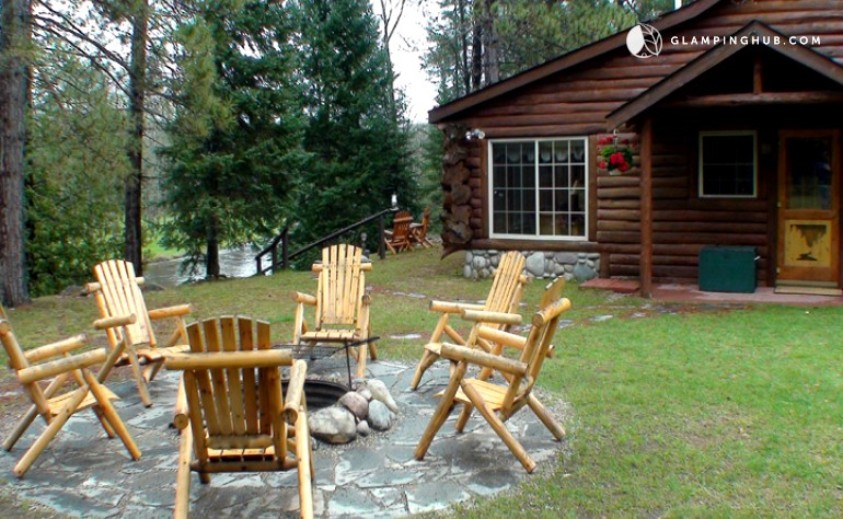 Cabin for rent on au sable river michigan for 7 bedroom house for rent in michigan