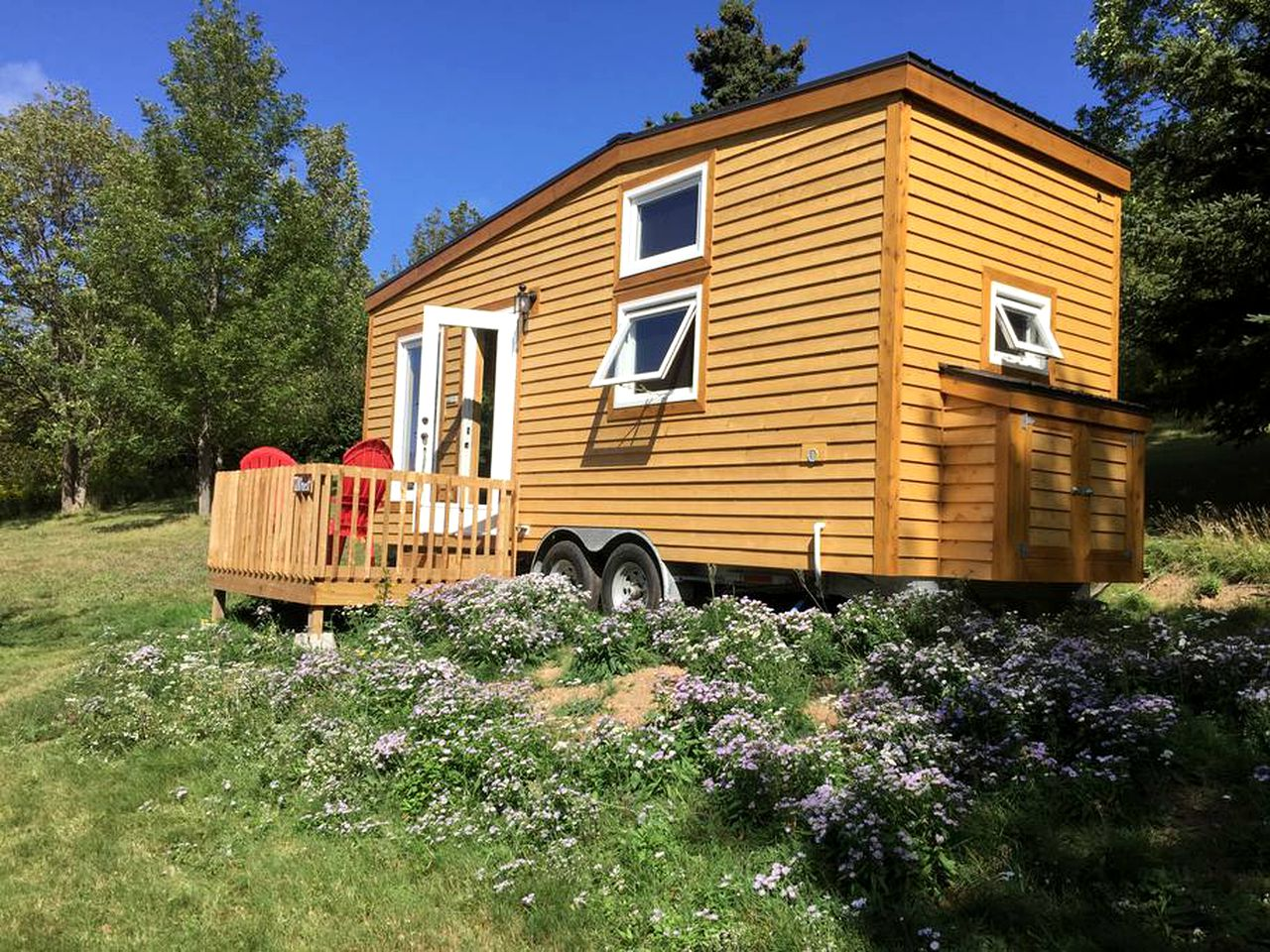 Tiny Houses (Cape Breton Island, Nova Scotia, Canada)