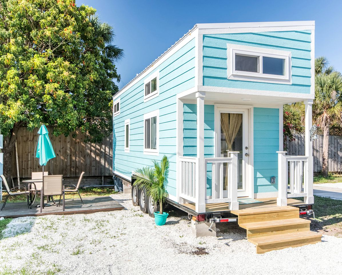 Tiny House: Siesta Key, FL vacation homes for rent
