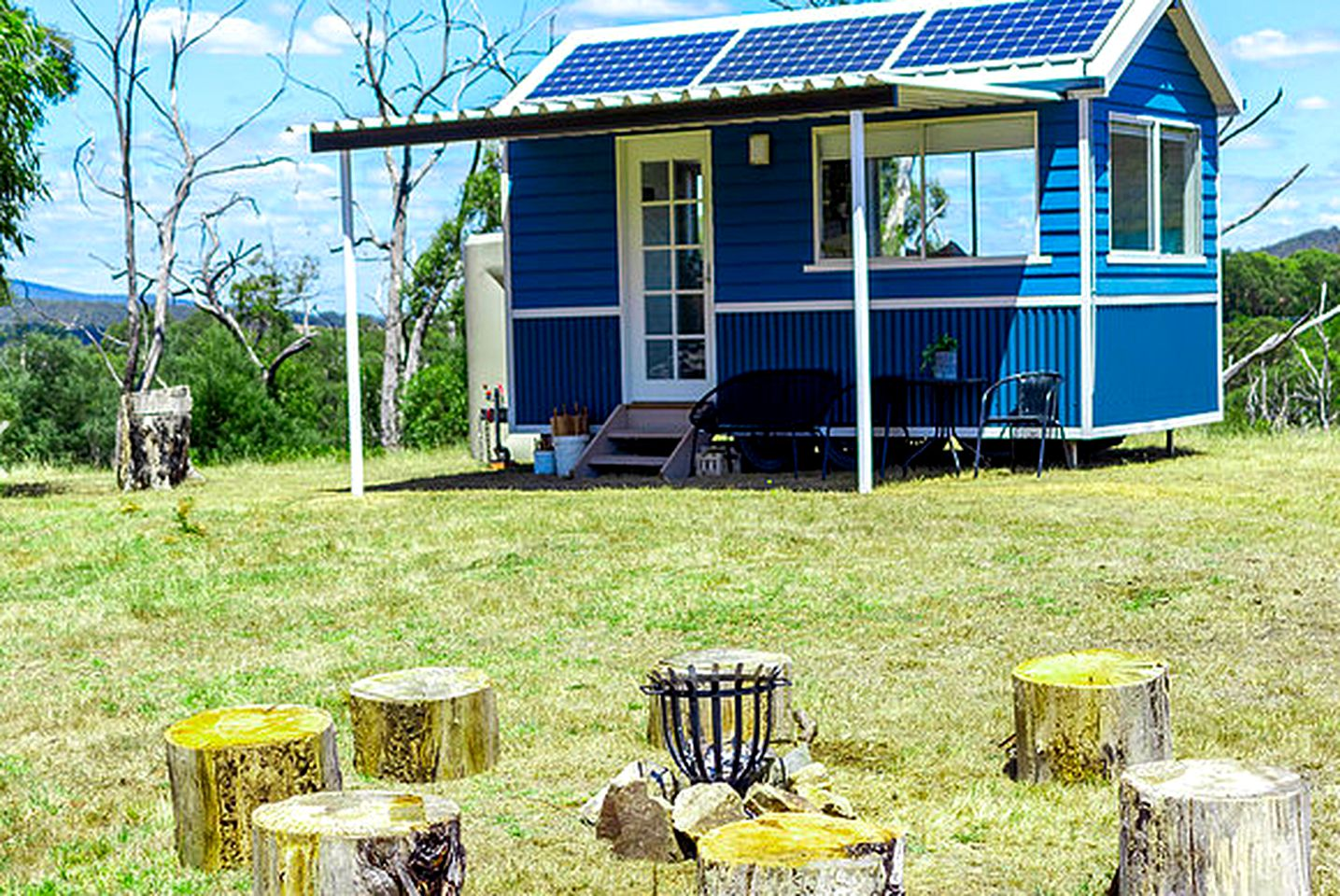 Tiny House Getaway in Wine Country near Healesville, Victoria