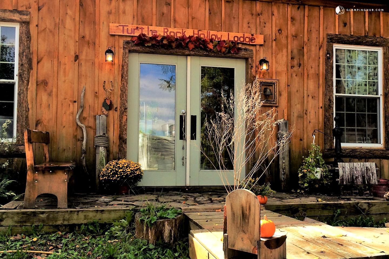 Tiny House Rental In Finger Lakes Region New York
