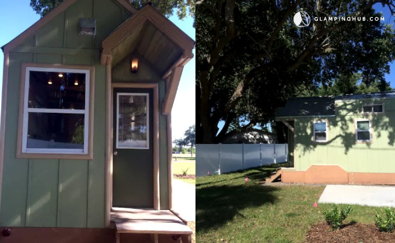 Tiny House Rental Near Tampa