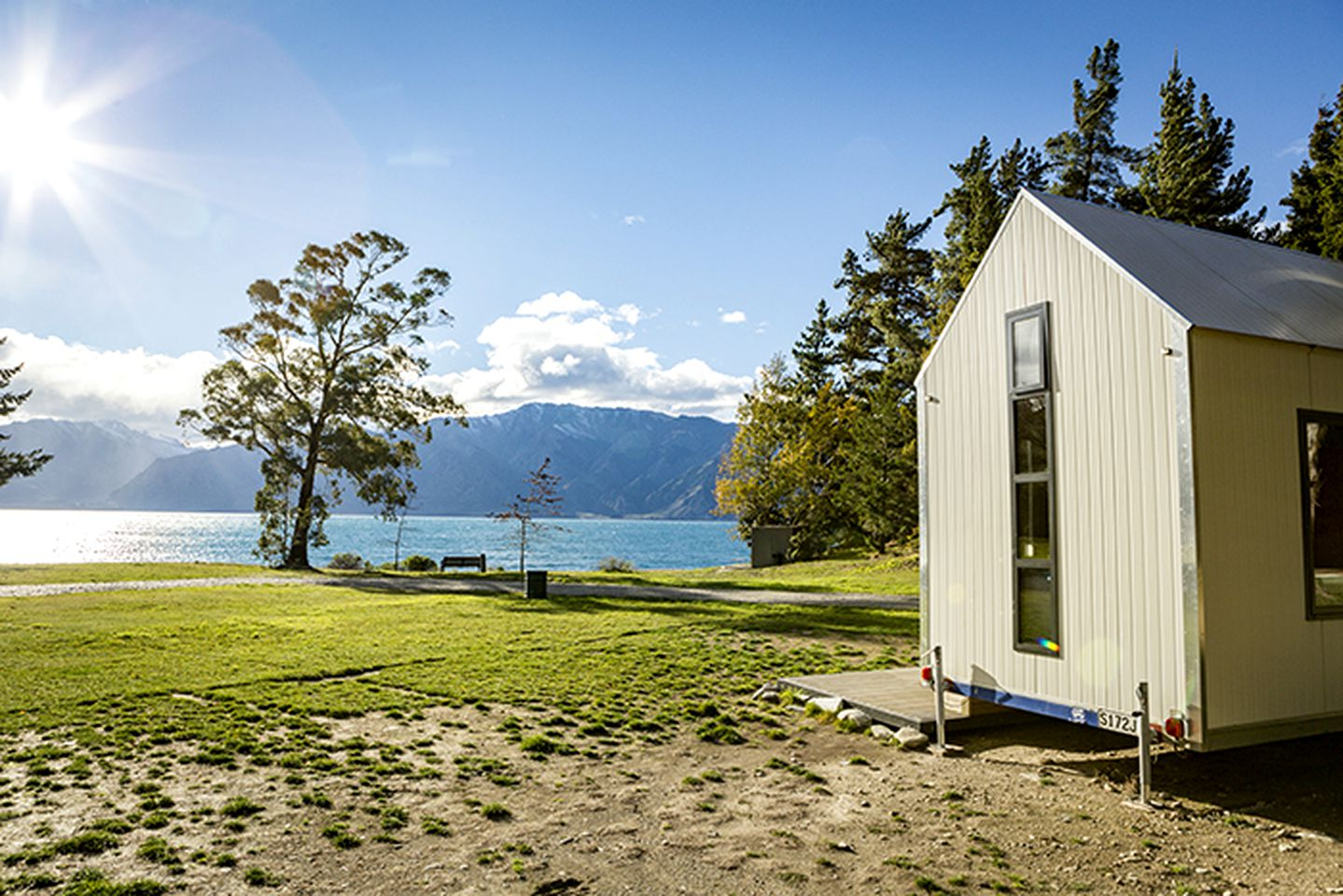 Lake Hawea accommodation for the best South Island glamping.
