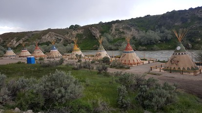 Luxury Camping in Wyoming   Glamping Hub