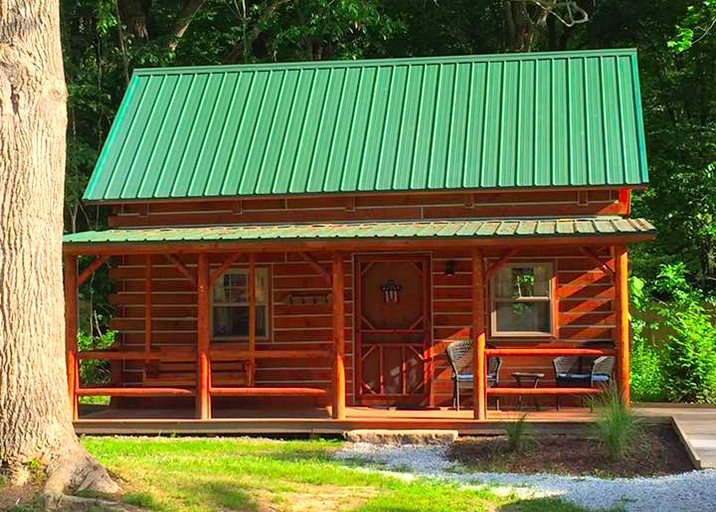 Tranquil And Pet Friendly Cabin Al In A Woodland Setting Near Grand Mere State Park Michigan