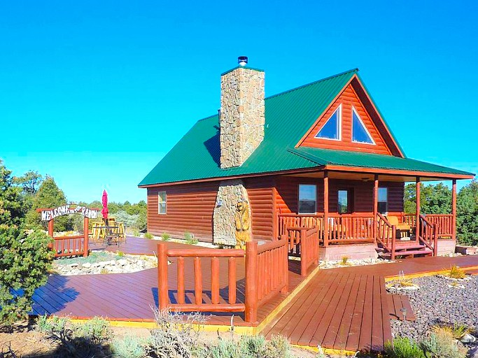 Tranquil Off The Grid Cabin Rental On 50 Acres Of Pristine Land In San Luis South Colorado