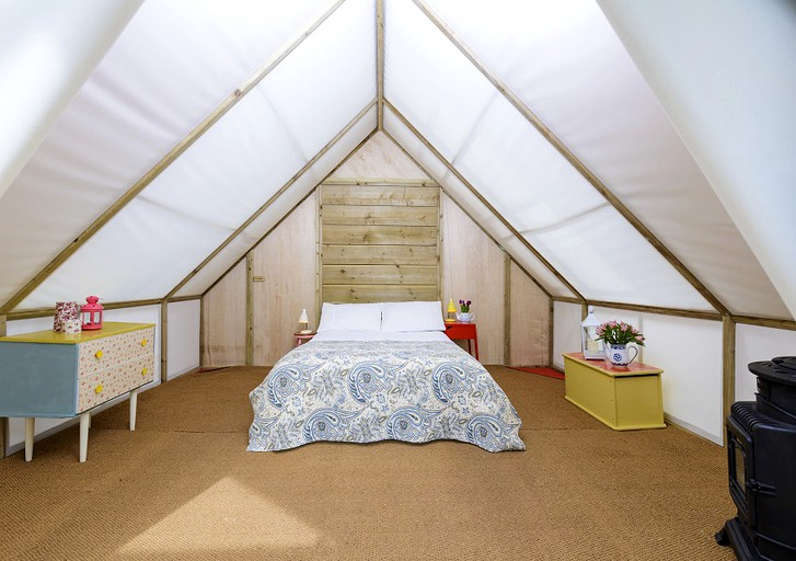 Bell Tents in Ireland | Glamping in Ireland