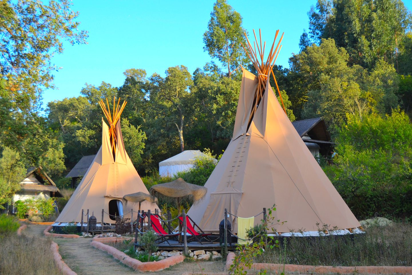 Tipis (São Teotónio, Beja District, Portugal)