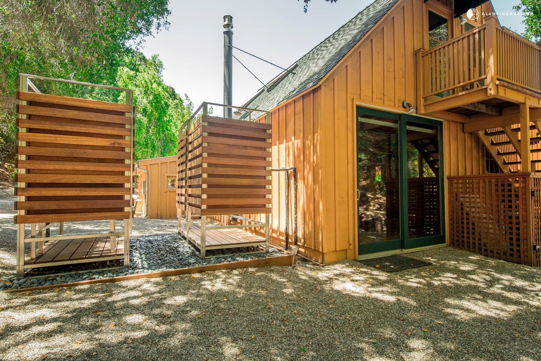 Yurt Rental Near San Luis Obispo