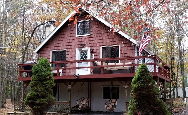 rentals pennsylvania cabin rental horse northeastern on in cabins ranch