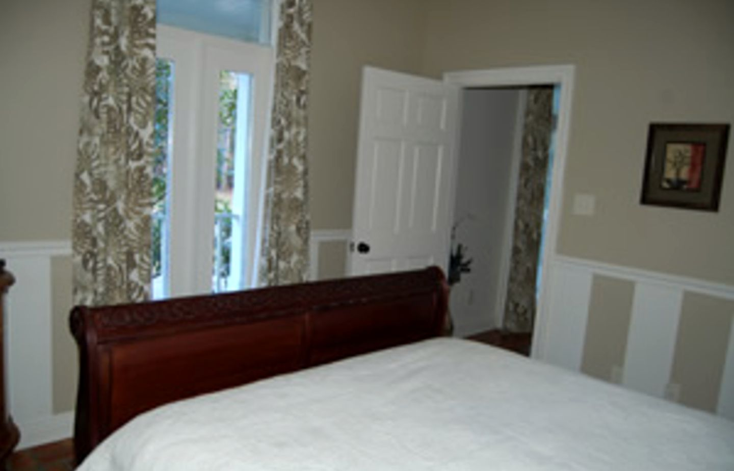 Room of bed and breakfast: Harrison County, Mississippi