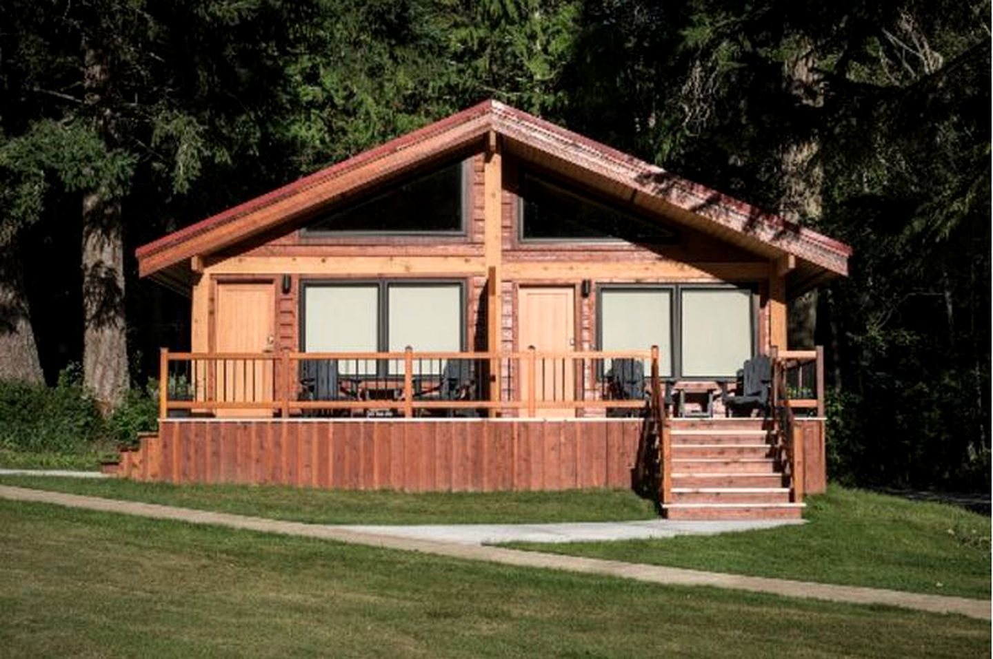 Nature Lodges (Stuie, British Columbia, Canada)