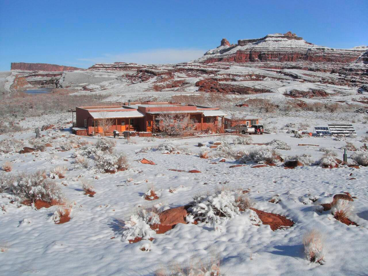 Nature Lodges (Moab, Utah, United States)