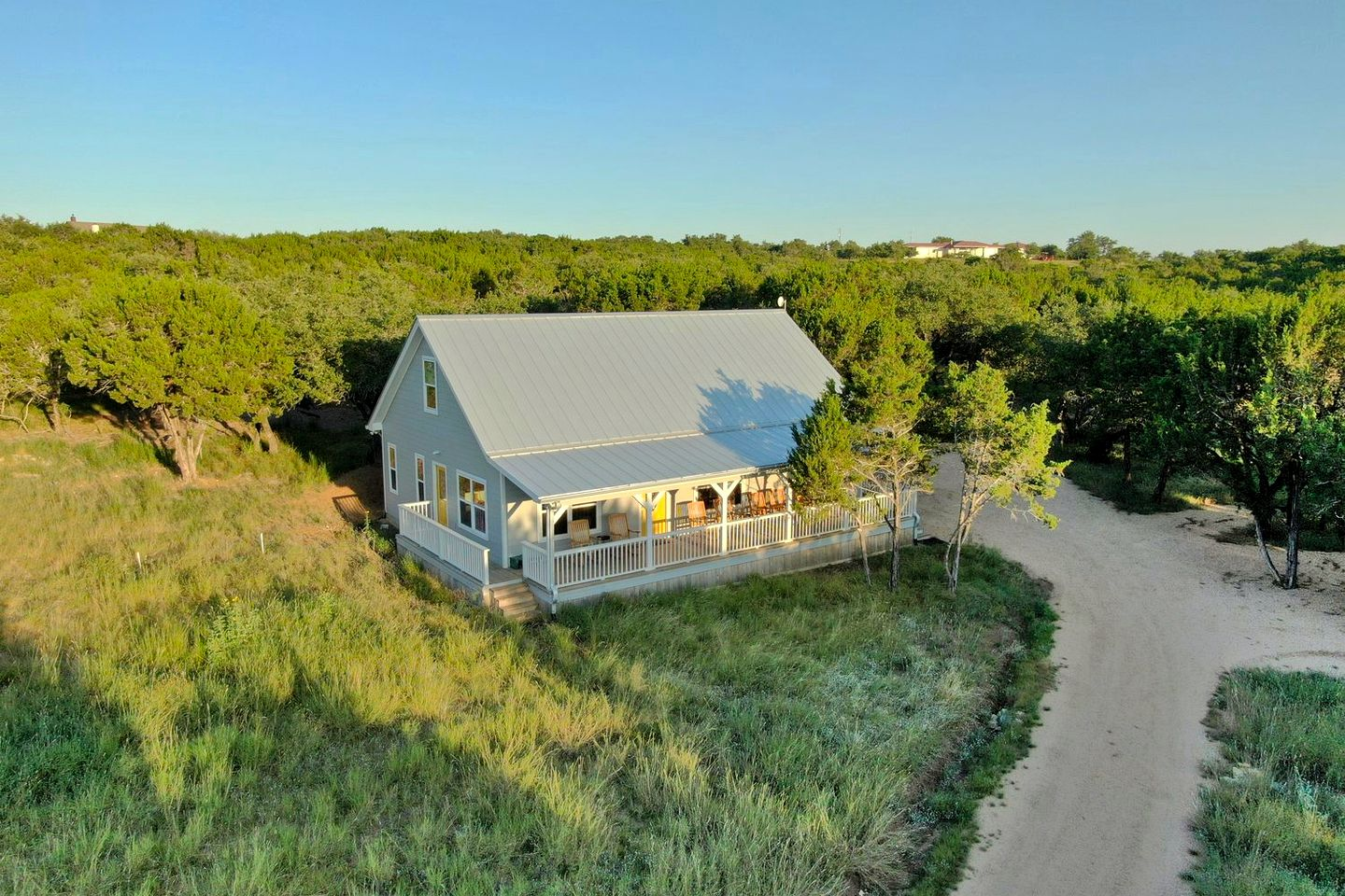 This Dripping Springs ranch is the perfect Texas getaway for families and groups of friends.