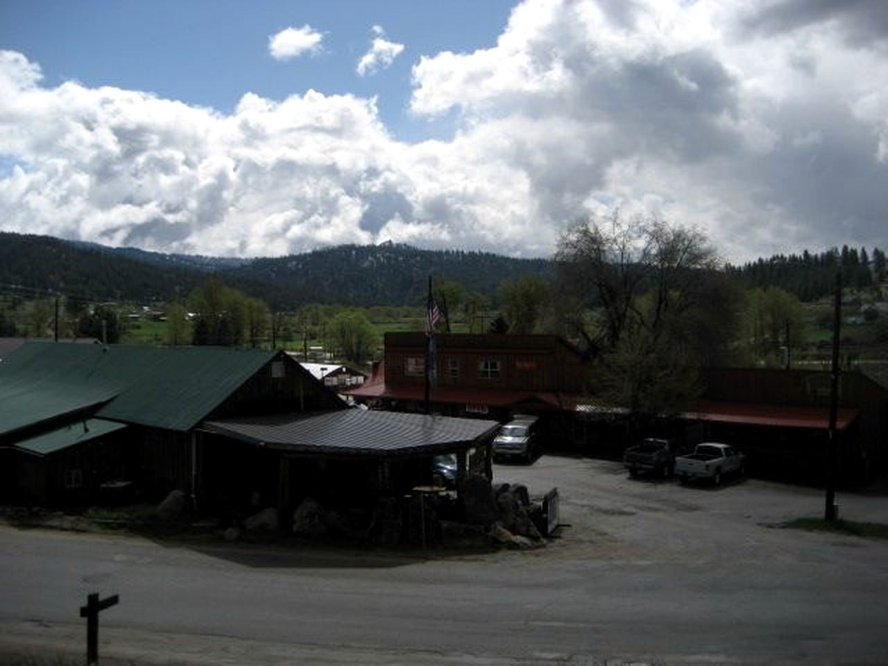 Cabins (Garden Valley, Idaho, United States)
