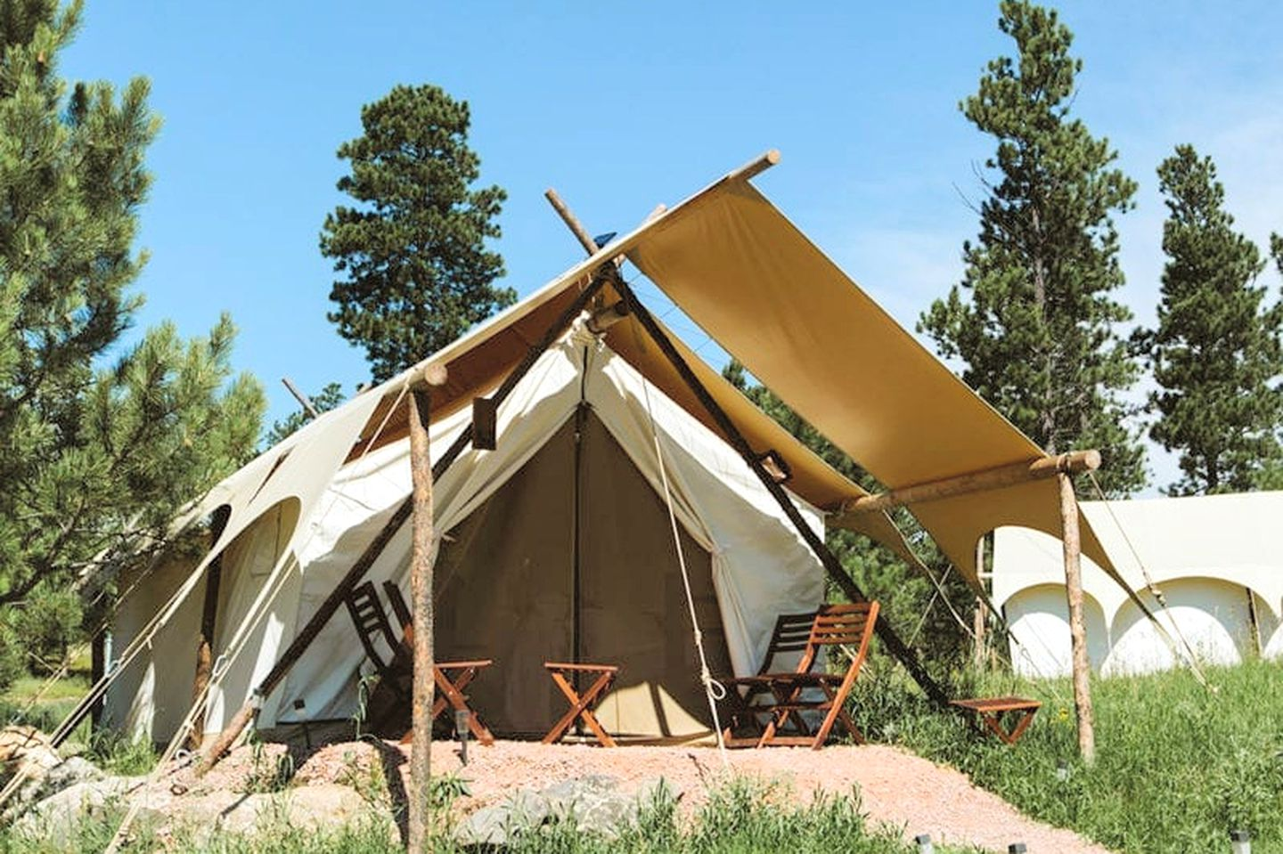 Safari Tents (Keystone, South Dakota, United States)