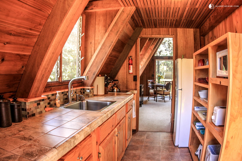 A Frame Cabin Rental In Hawaii