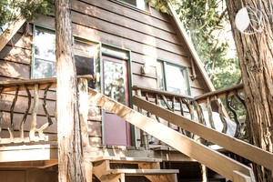 Photo of Unique A-Frame Cabin in the Mountains of San Jacinto, Southern California