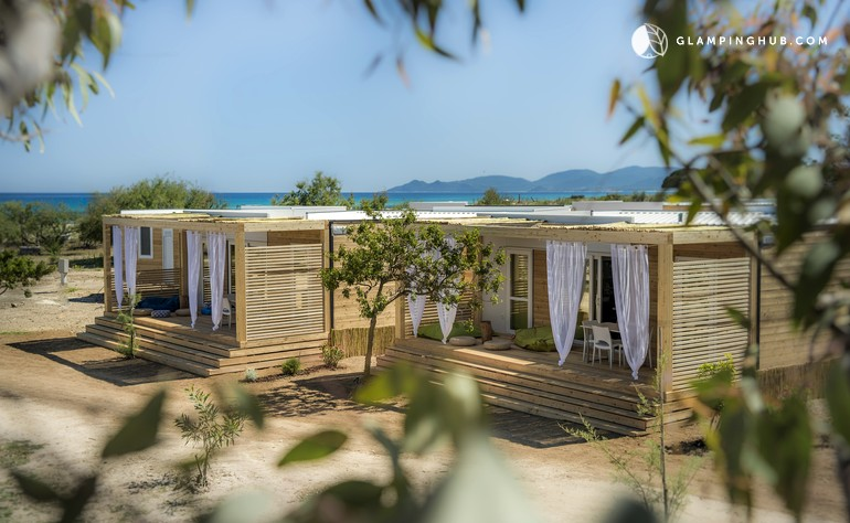 Unique rentals in sardinia italy - The mobile house on the unstable island ...