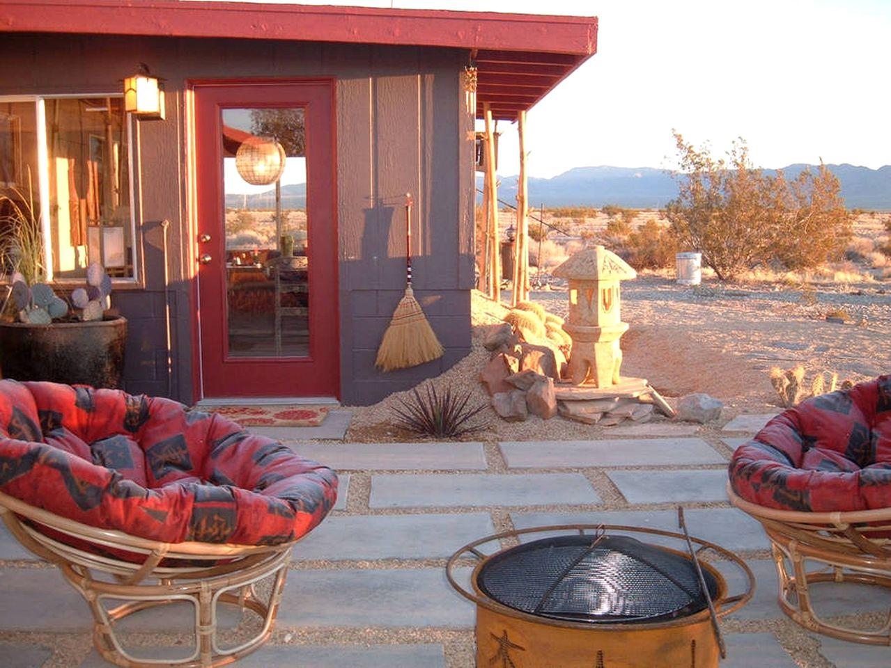 Cabin Rental On Joshua Tree National Park California