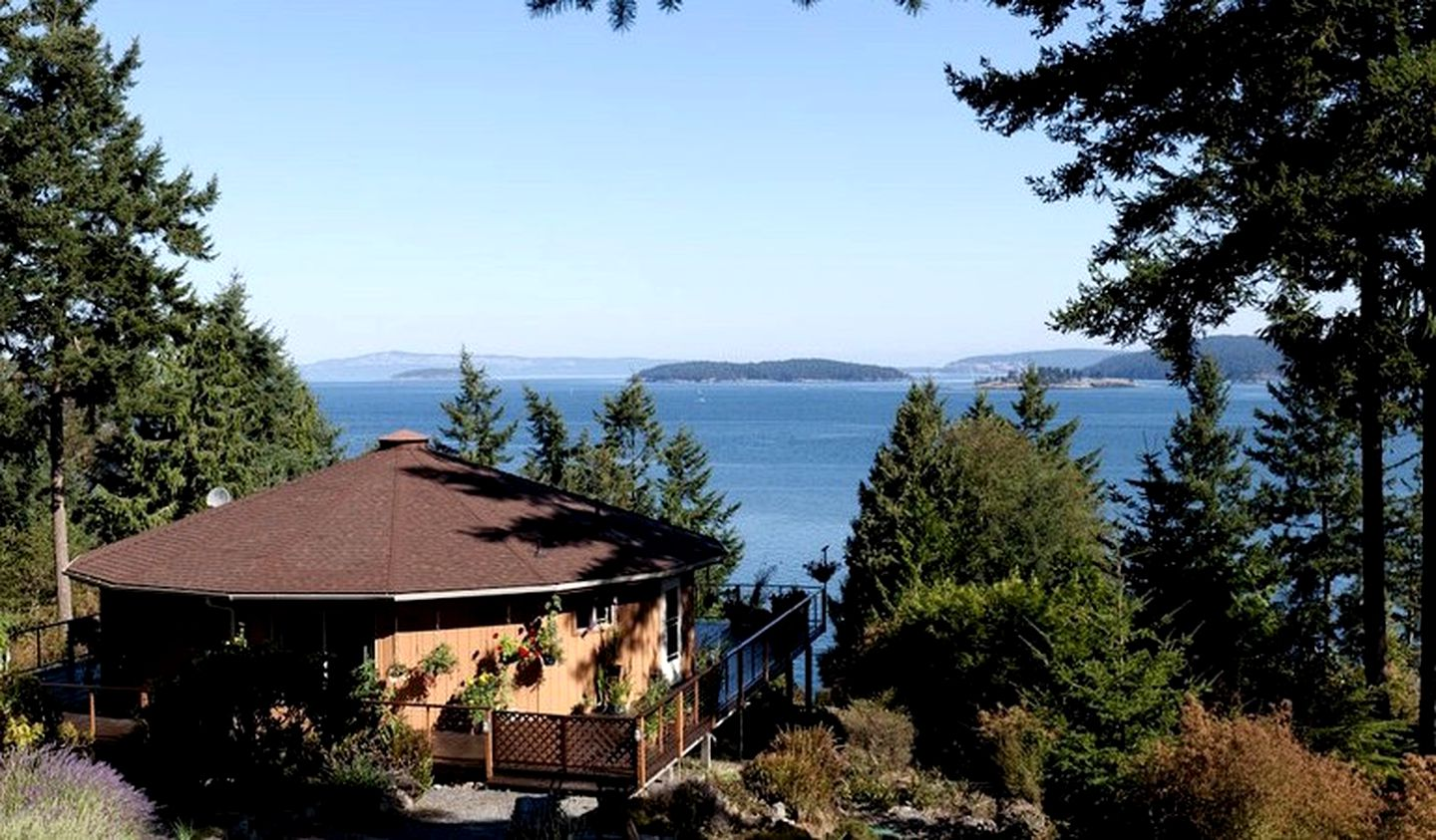 Cabañas (Friday Harbor  , Washington, Estados Unidos)