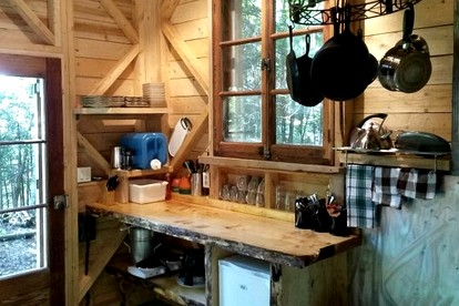 Luxury Camping Cabins near Quebec