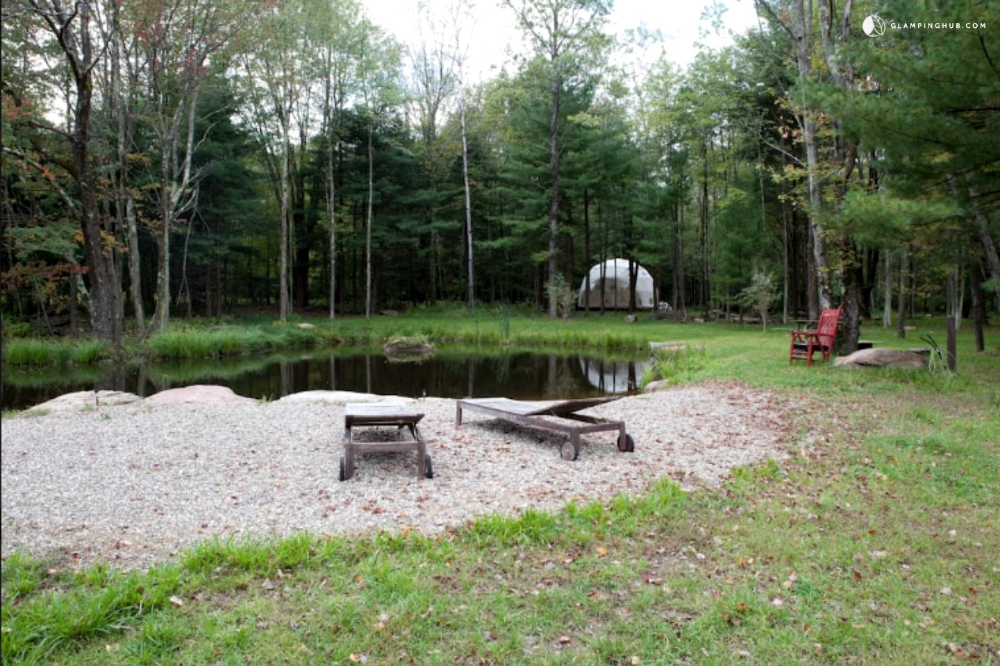 Group Vacation In The Catskill Mountains