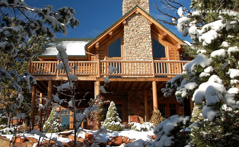 cabin rental in show low arizona