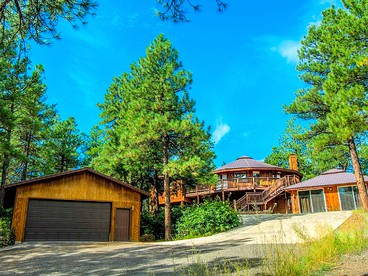 Luxury Cabin Rentals With Hot Tub Durango Co Colorado