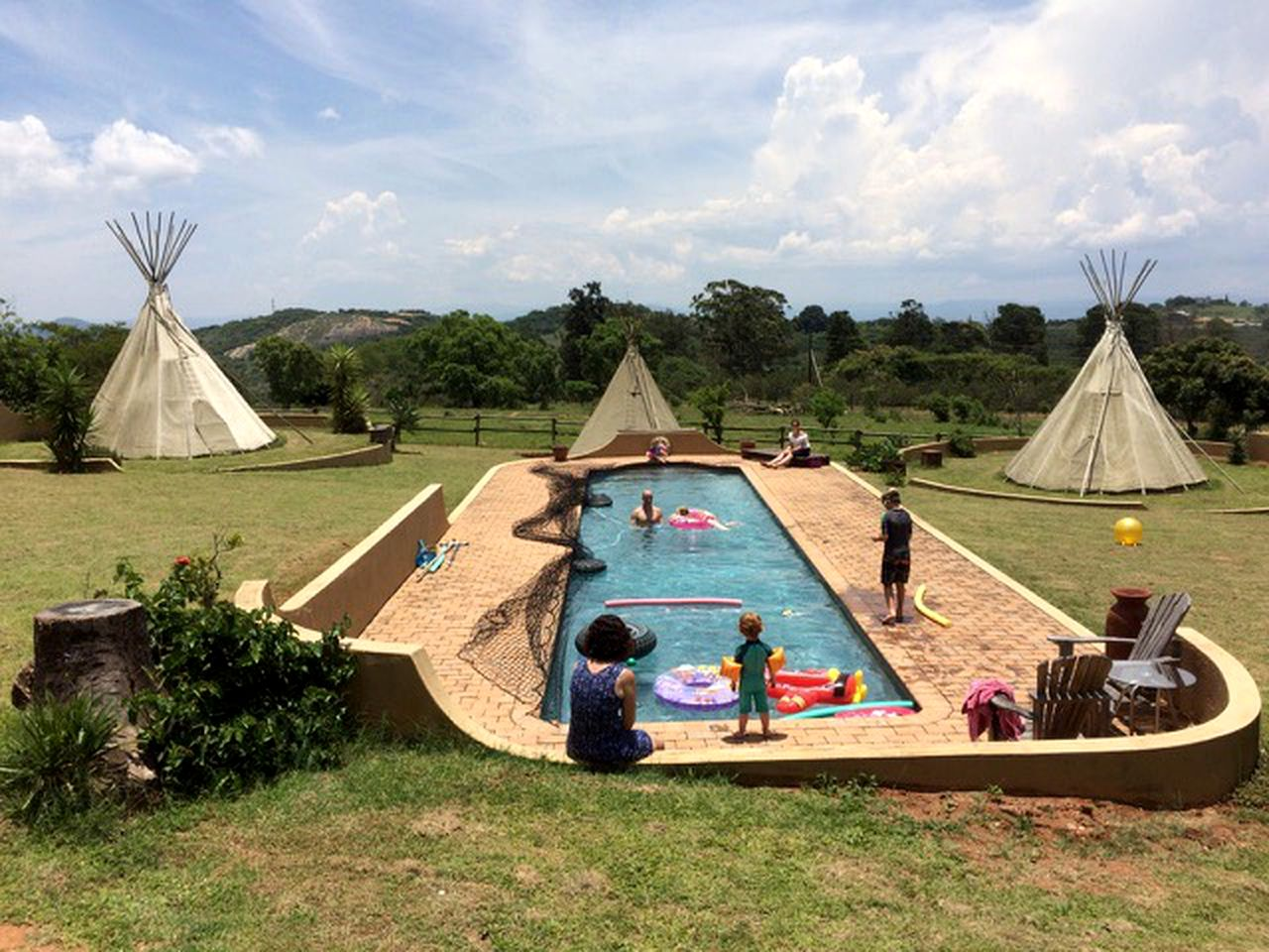 Tipis (Nelspruit, Mpumalanga, South Africa)