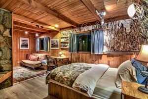Photo of Unique Stone Luxury Rental in the Sierra Nevada, South Lake Tahoe