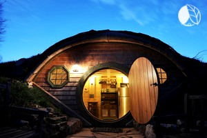 Photo of Unique Underground Camping Pod Rental on Crop Farm for Vacation near Nashville, Tennessee