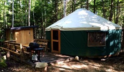 Yurts New England Yurt Rentals New England Frozen yogurt locations near me san diego, ca form. yurts new england yurt rentals new