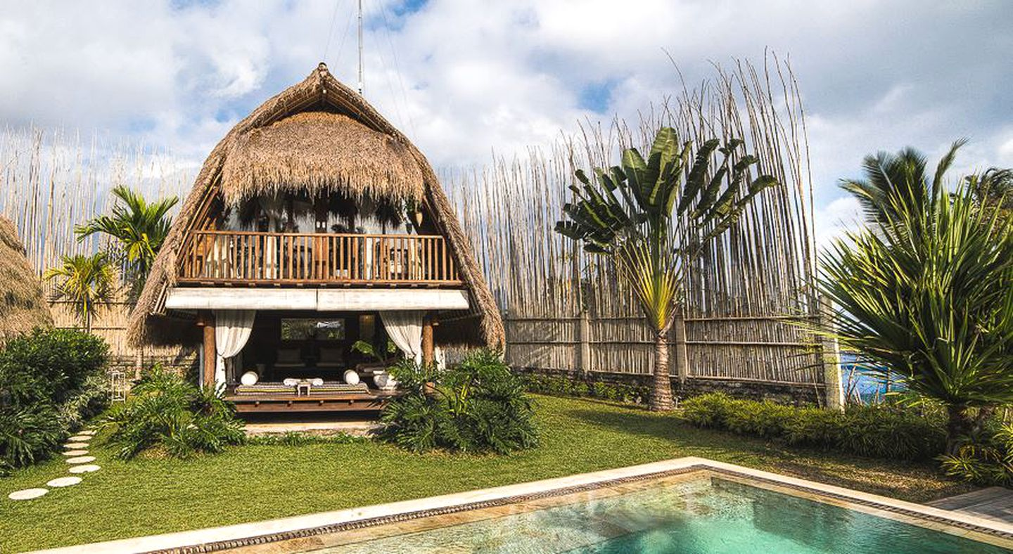 Uniquely Restored Rice Warehouse Rental For Vacation Getaways In Bali Indonesia