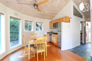 Photo of Unusual California Cottage for Rent in San Rafael with Views of San Francisco Bay