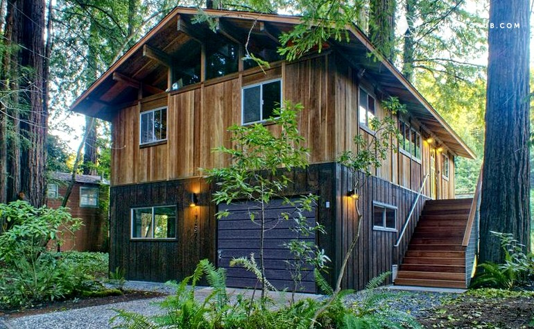 Cabin in northern california for Russian river cabins