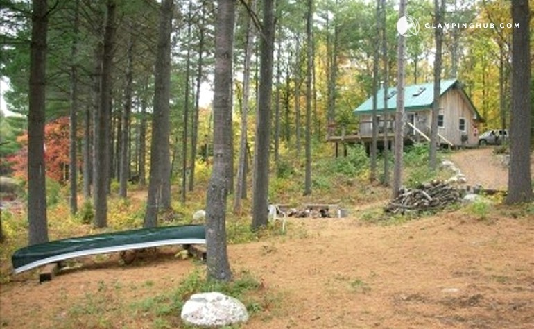 cabin rental near algonquin provincial park