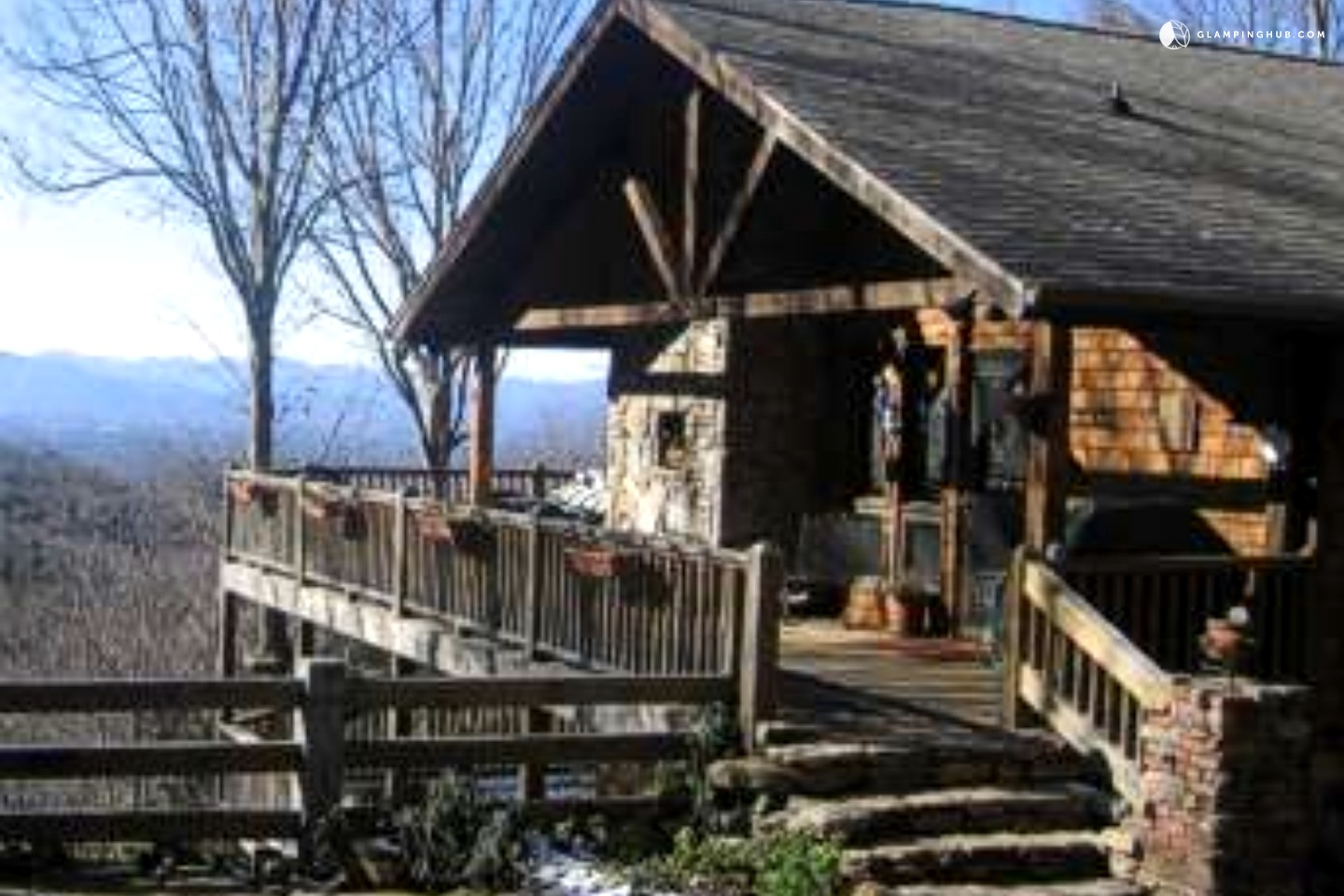 Family vacation rental in asheville north carolina for Asheville nc luxury cabin rentals