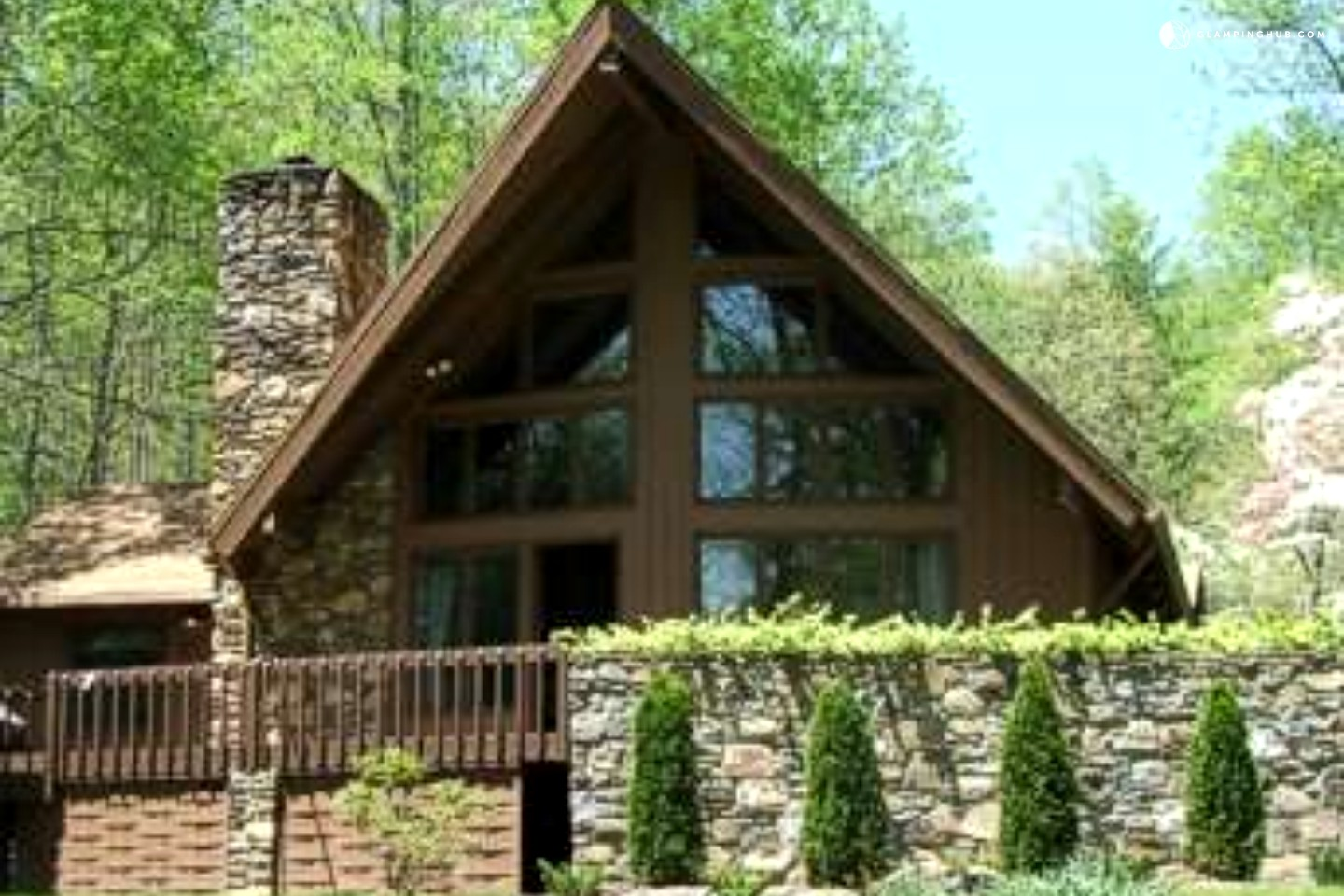 Family cabin rental in asheville north carolina for Asheville area cabin rentals