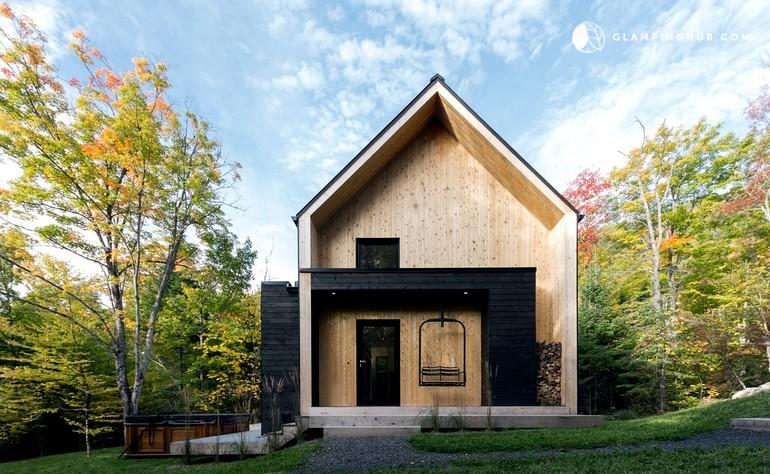 Cabin in Charlevoix, Quebec