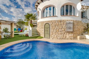 Amazing Villa with Ocean Views near Calpe on the Costa Blanca