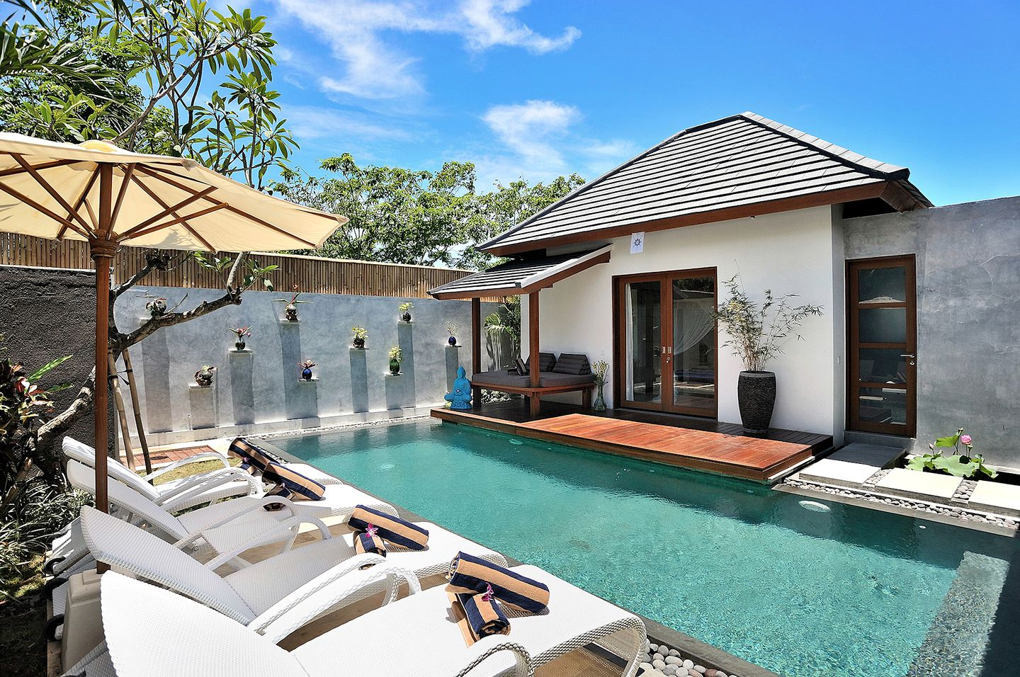 Bali villa for a holiday in Indonesia