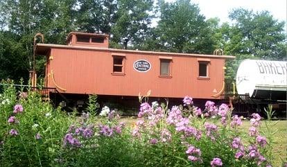Vagones De Tren Para Unas Vacaciones De Lujo Diferentes