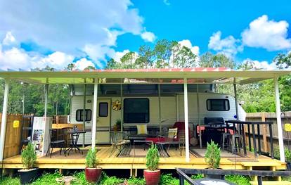 Unique Airstream Rentals | Florida, USA | Glamping Hub